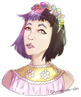 Melanie Martinez by Queen-iee-oh