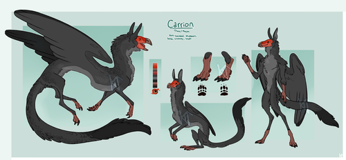 Carrion - a Paypal Adopt - SOLD by Susiron