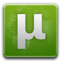 uTorrent Faenza icon by makbol