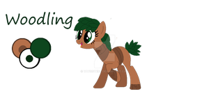 Woodling Ref Sheet by YAYSISTERS