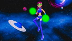 Starfire (SFM) by Sweets-and-Onions