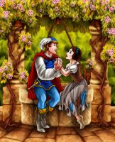 CC: Snow White and Charming by DrMistyTang