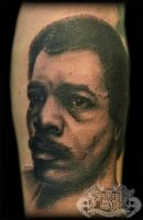 Apollo Creed by state-of-art-tattoo