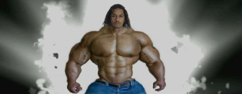 Sinbad's Growing Muscles by n-o-n-a-m-e