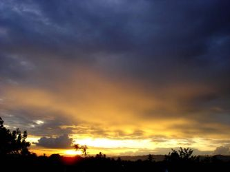 sunset by richleigh1975