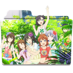Non Non Biyori Vacation v2 by EDSln