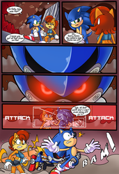 S.T.C Issue 6 Page 5 by Okida