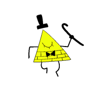 {Bill Cipher} by Truucey