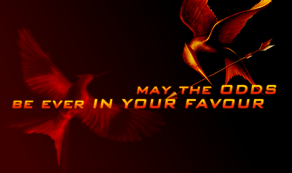 May the odds be ever in your favour! by gapi19