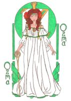 Land of Oz: Ozma of Oz by Saphari