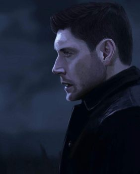 Dean Winchester by rilemee