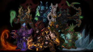 Infamous - Alliance PvP Guild by Carlzors