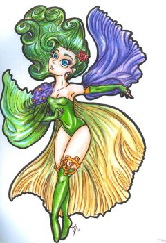 Rydia by DJMoose
