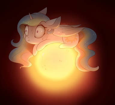 It's Hot by Evehly