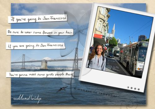 Cisco Travel Journal - Lyrics by crocusgirl