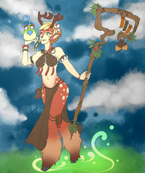 Blossom - Battlerite by PaineFullThrottle