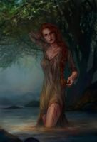 escaped witch by AnnaHelme