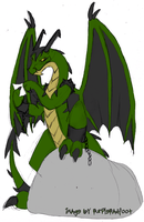 Andrevlin - New Draik by RoseSagae