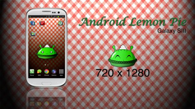 Android Lemon Pie by felixufpe