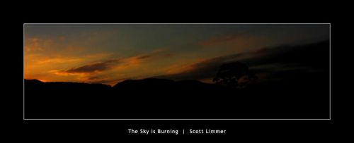The Sky Is Burning by scoota269