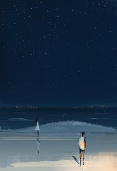 The other side. by PascalCampion