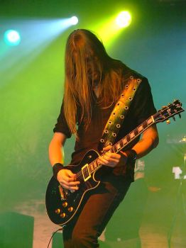 Esa Holopainen of Amorphis by ze-m0n5t3r