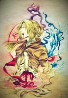 Edward Elric_In my time of dying by RemEmber395