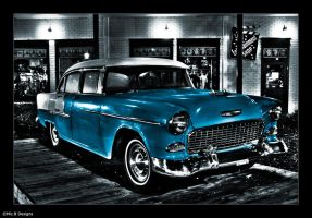HDR :: Old Town Chevy by MicBDesigns