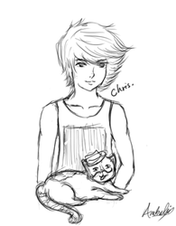 Chris~ :33 by PyoPop