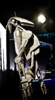 Star Wars Expo: Droid by diegokman