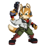 Fox McCloud by FoxMT