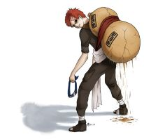 Gaara by dtownley1
