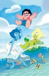 Steven Universe Issue 13 (A) Cover by missypena