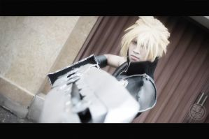 Cloud Strife by kevin-oinky