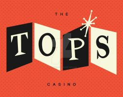 the TOPS casino by IStabHotLava