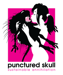 PuncturedSkull by Popgrafix