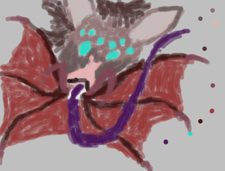 art fight attack 29 Test Subject 45928 by monkfishlover