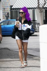 Vanessa Hudgens purple by scotishjoker1edits