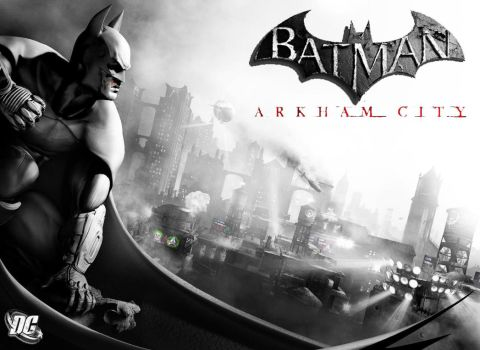 Arkham City Wallpaper by logancat24