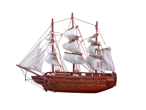 toy ship png by yellowicous-stock