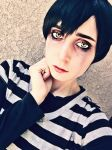 Ian Afton by candyphonecosplay