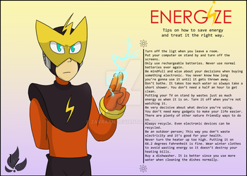 Energize tips by zavraan