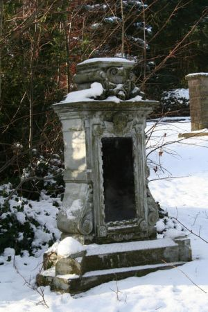 Winter Grave by CD-STOCK by CD-STOCK