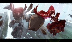 RWBY : A new chapter by dishwasher1910