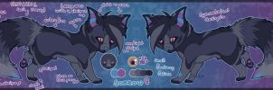 Sorrow - Reference Sheet by PoonieFox