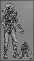 Space Jockey by grid-gunner