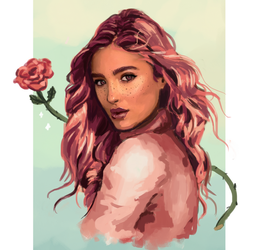 Draw It In Your Style - Jacqueline by Erynnia