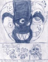 Lucha Tigre COVER by ZeoLightning