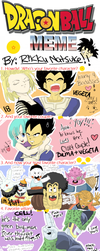 the best anime ever...DBZ. by x3rikku
