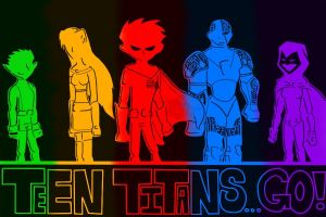 Teen Titans by Artistic-Winds